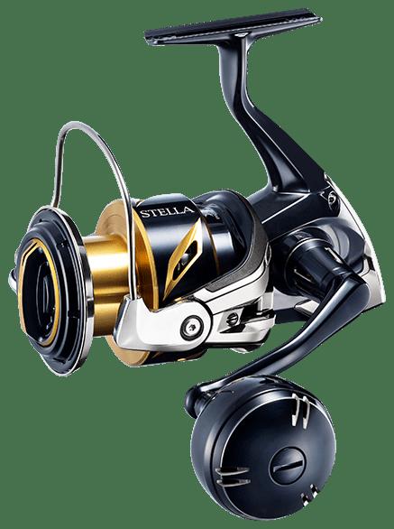 Shimano Stella Sw-C 6000Pg - New 2020 - Mefisto Fishing