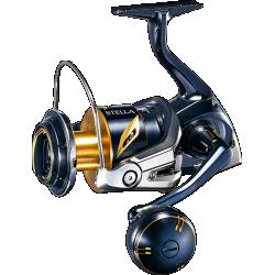 Shimano Stella Sw-C 8000Hg - New 2020 - Mefisto Fishing
