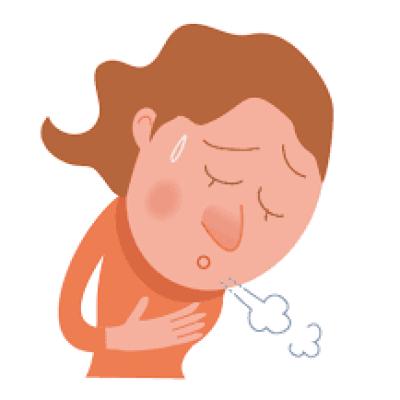 妊婦 息苦しい 2