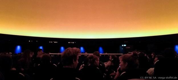 der Tunesday im Stuttgarter Planetarium