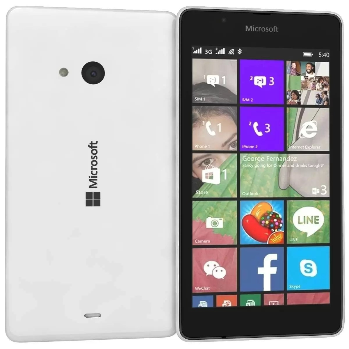 Microsoft Lumia 540 Price In Pakistan Specifications