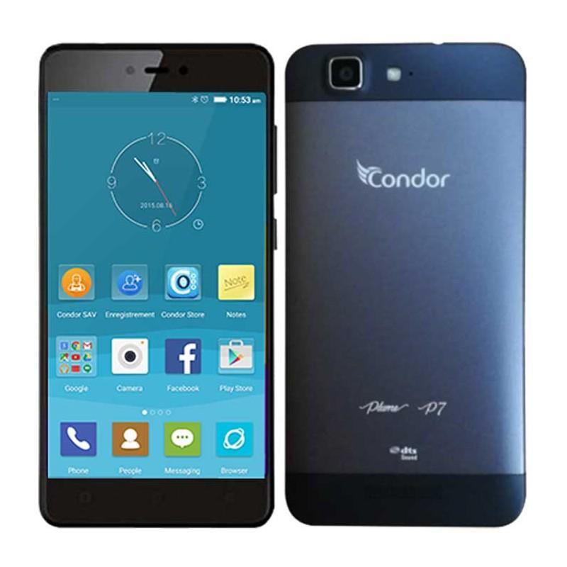 Condor Smartphone Plume P7 4G au meilleur prix en Tunisie sur Megatn