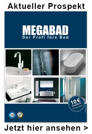 Badshop  Sanitrbedarf  groe Auswahl  MEGABAD