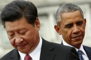 習近平とオバマの対立