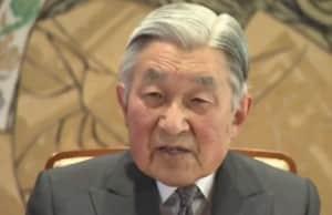天皇陛下82歳