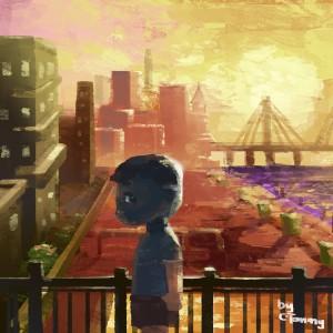 風景練習。 | C.Tommy [pixiv] http://www.pixiv.net/member_illust.php?mode=medium&illust_id=55477669