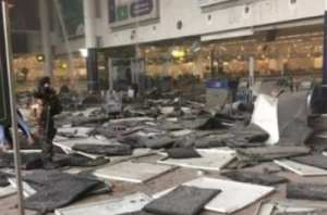 ベルギー空港テロ