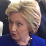 揺れるクリントン