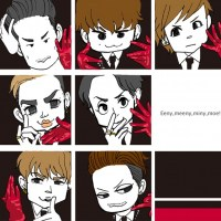 Eeny,meeny,miny,moe! | まる [pixiv] http://www.pixiv.net/member_illust.php?mode=medium&illust_id=59384357