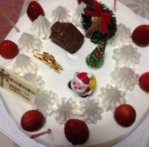 ケーキホワイト
