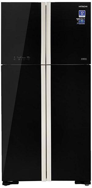 Холодильник Hitachi R-W610PUC9GBK