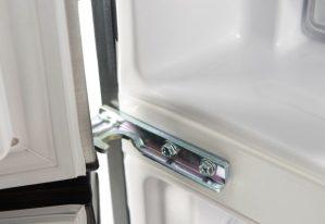 Левые петли(навесы) для дверей холодильника R-B410PUC6INX