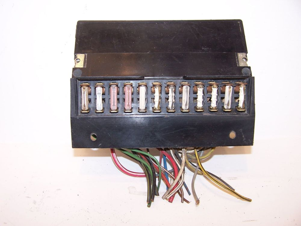 medium resolution of fuse box vw beetle 1303 type 2 1974 1979