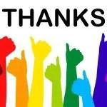 carta de agradecimiento por colaboración en un evento, ejemplos de carta de agradecimiento por colaboración en un evento