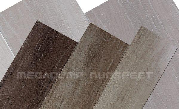 Goedkope houtlook tegels Keramisch parket houtnerf