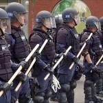 Riot Police gear