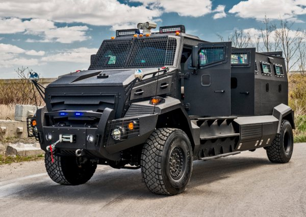 Tactical Vehicle 3