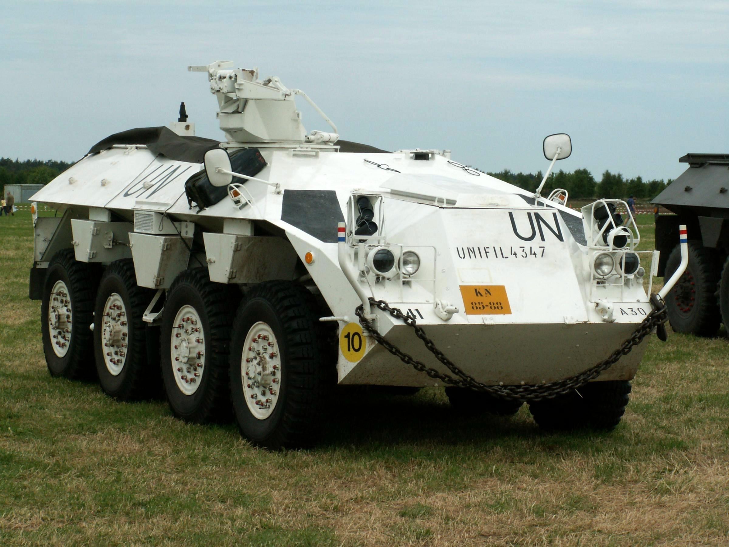 Porsche Of Huntington >> UN Peacekeeping vehicles – MEGA