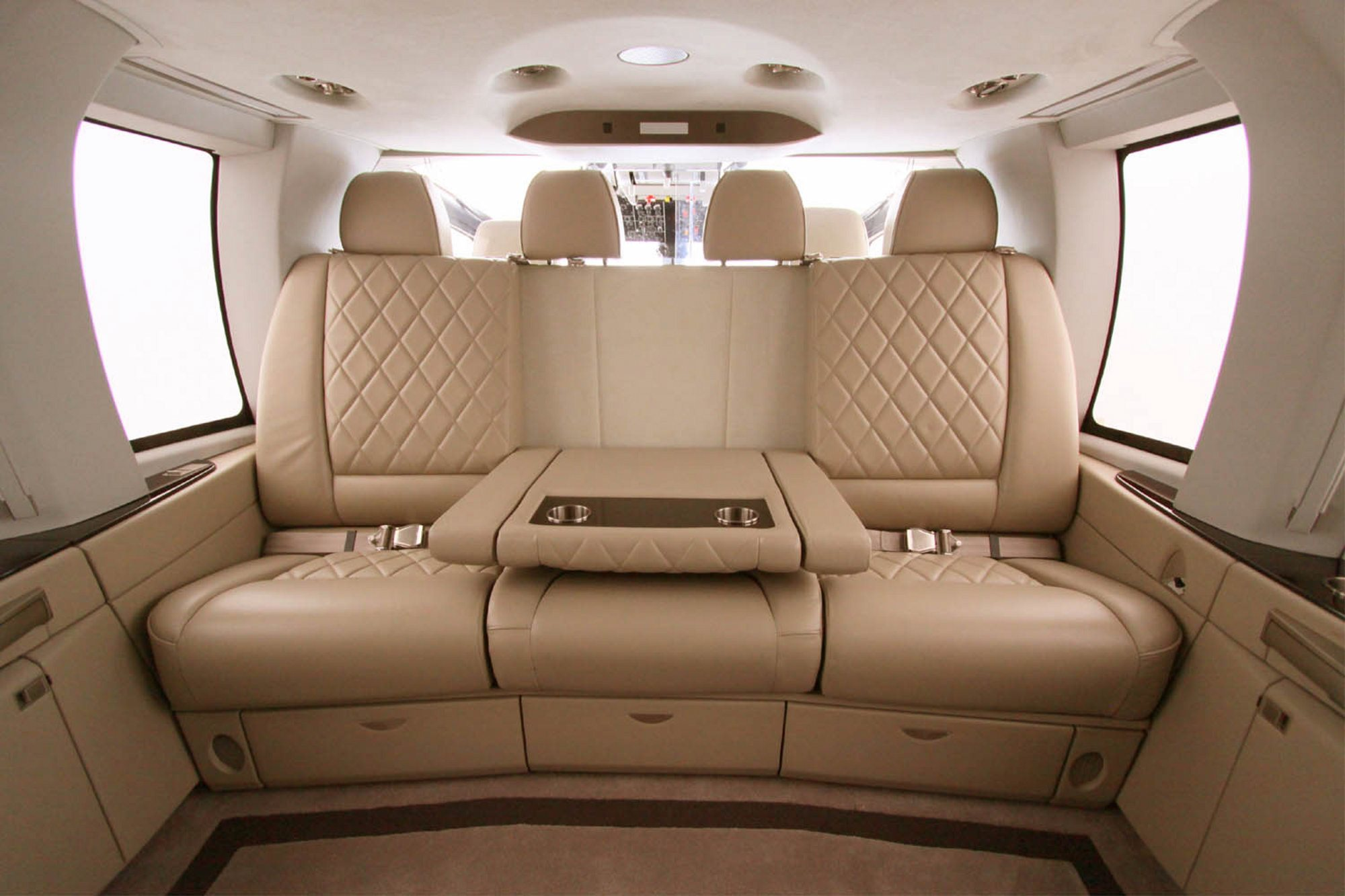 Don Wood Athens >> Helicopter Interiors - Mega Engineering Vehicle