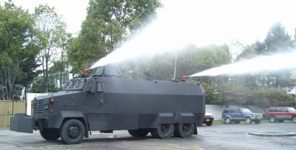 Riot Water Cannon