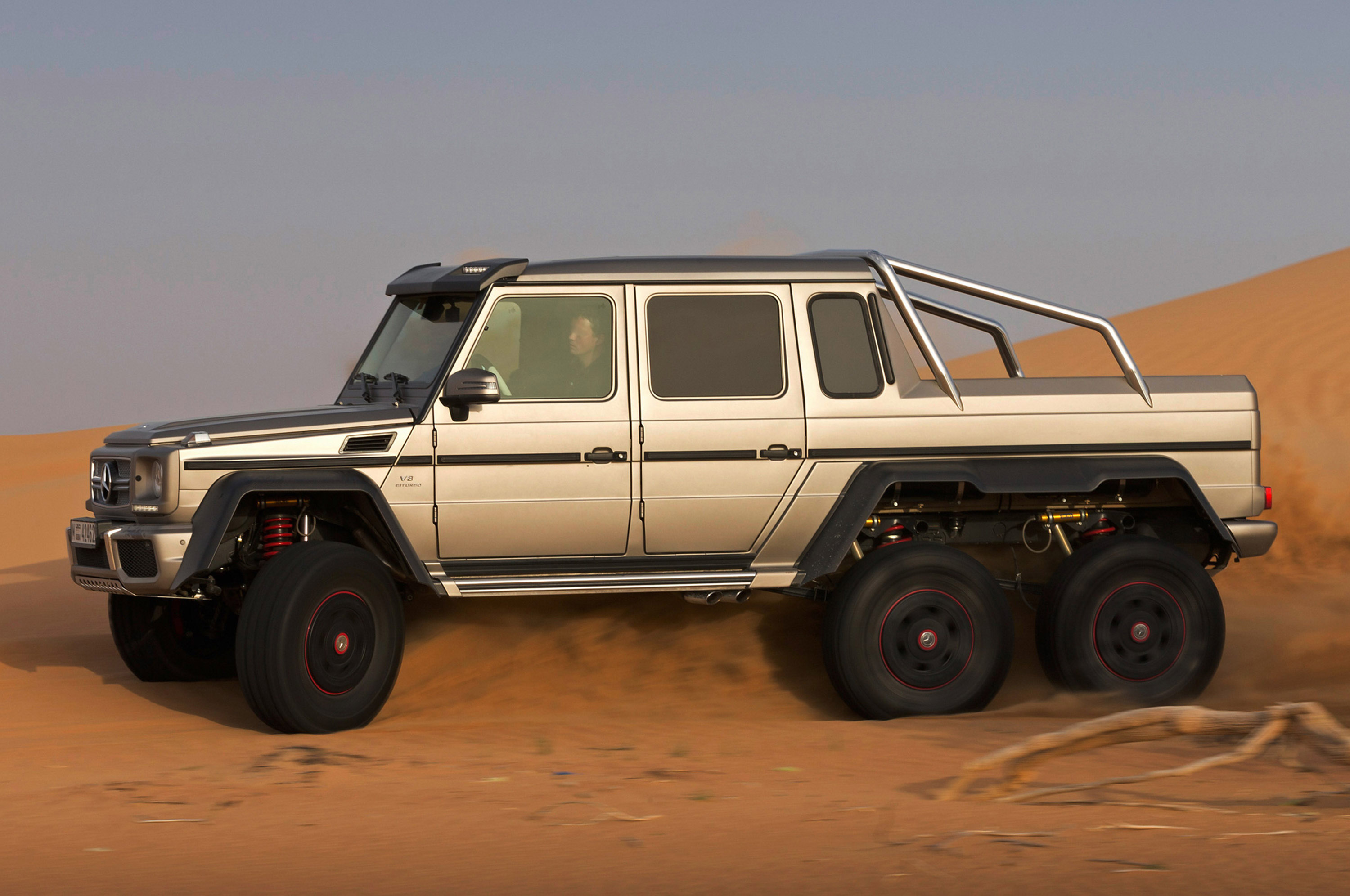 Mercedes g63 amg 6x6 mega for G63 amg mercedes benz