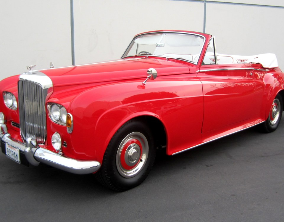 Bentley S3 Convertible