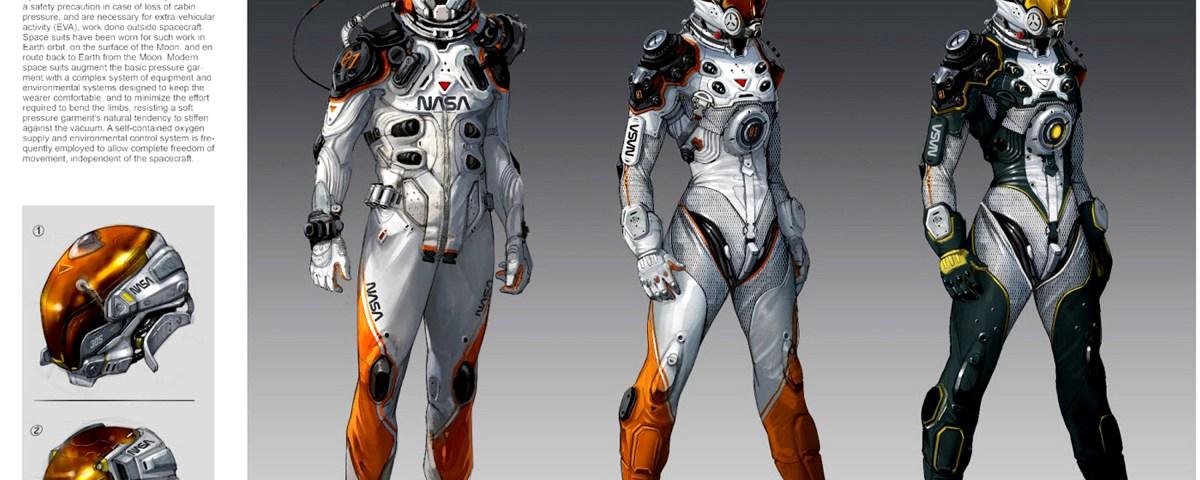 Space Suit – MEGA
