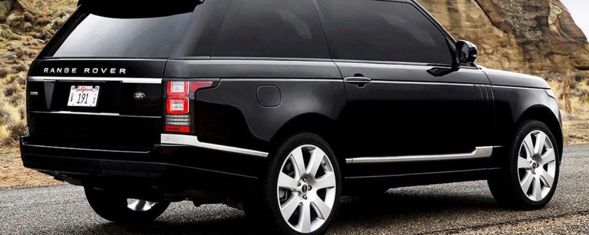 Range Rover 2 door – MEGA