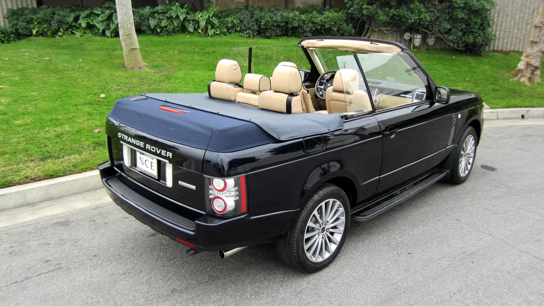 2 Door Range Rover Convertible Mega