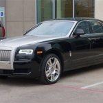Rolls Royce Ghost Blk3