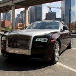 Rolls Royce Ghost gy2