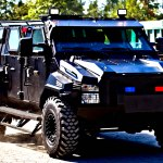 Armored Swat Vehicle 2