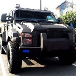 Armored Swat Vehicle 6