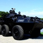 Armored Swat Vehicle 9