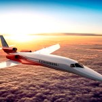 Supersonic Business Jet 10