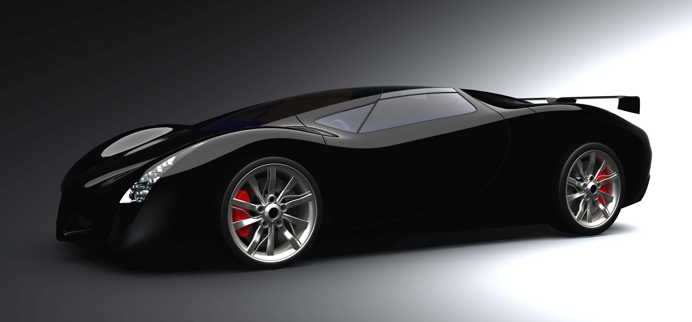 Mega Engineering Vehicle Have Developed Zero Emission Super Sports Car  Concept With Megau0027s Electric Sport Cars!