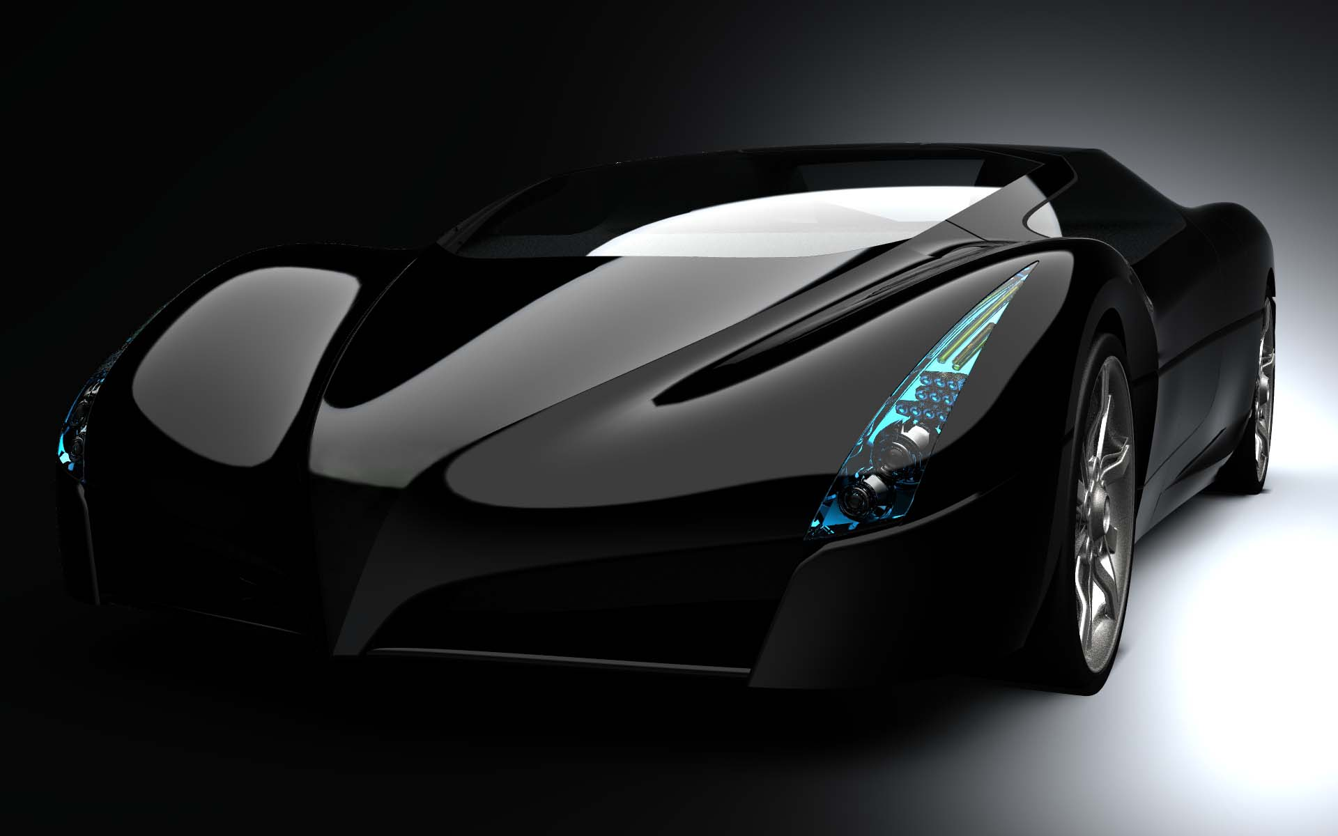 Electric Sport Cars Mega