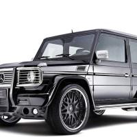 Mercedes g63 Wagon-blk