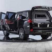 Lexus LX 570 armored2