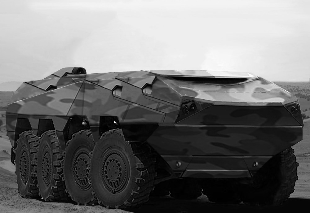 Unmanned Ground Vehicle Ugv Or Spycar