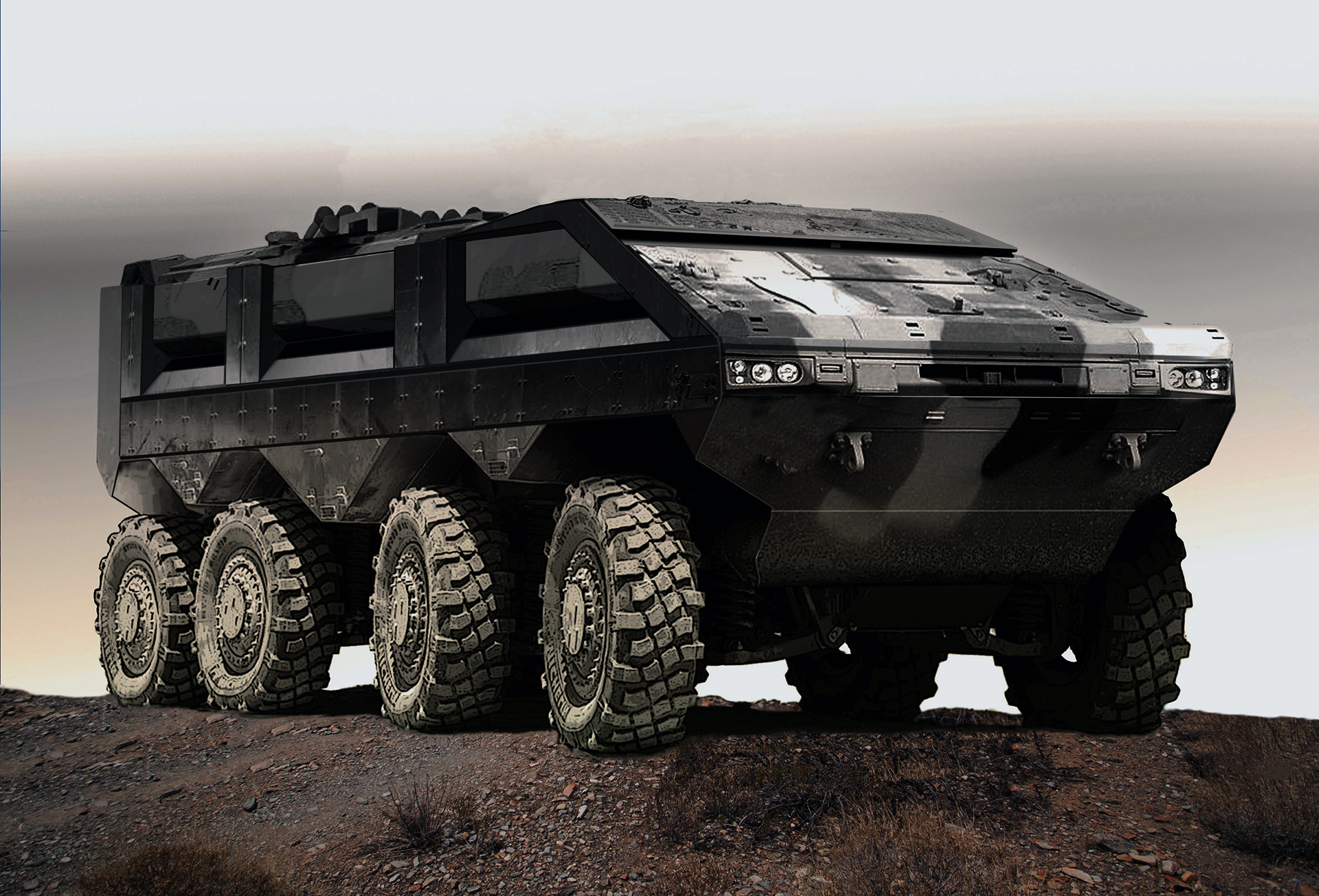 Advanced APC 6X6