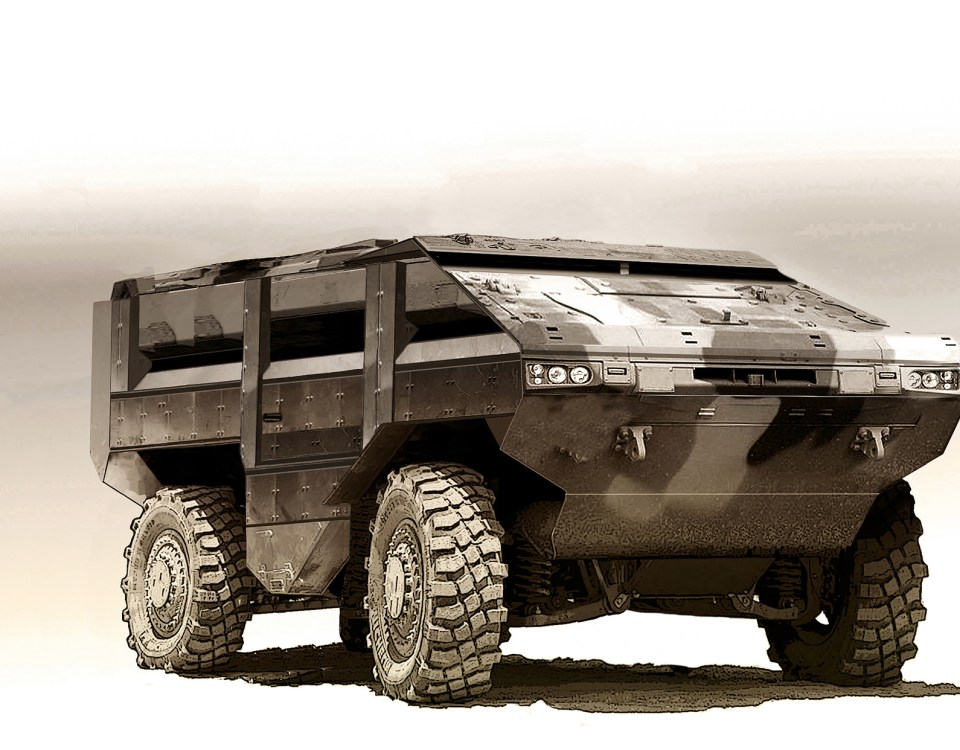 Advanced APC 4X4