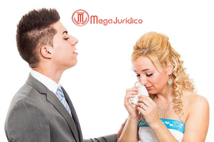 homem processa esposa