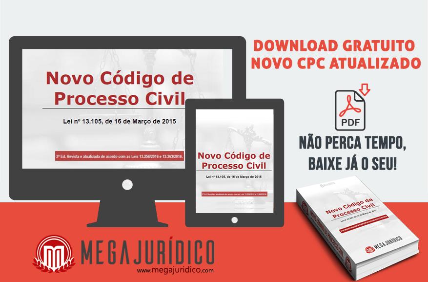Novo Codigo De Processo Civil Comparado Pdf