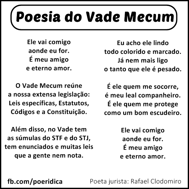 poesia do vade
