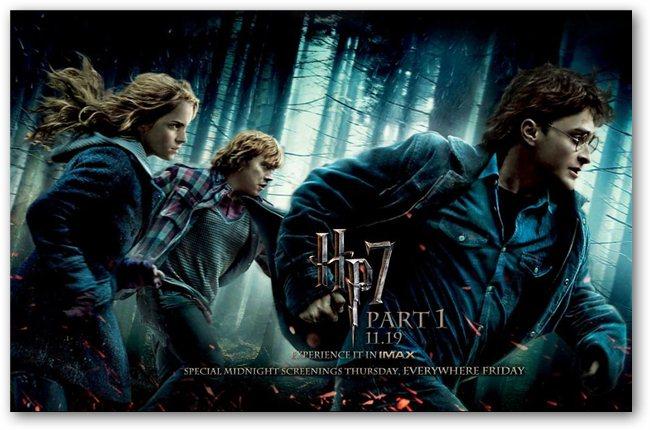 Harry Potter e las Relíquias de la Mòrt