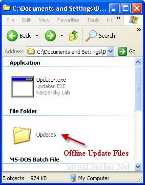 Update Folders