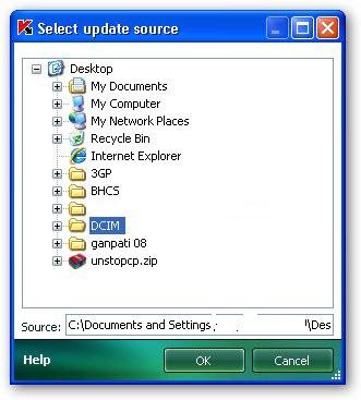 Offline Updater