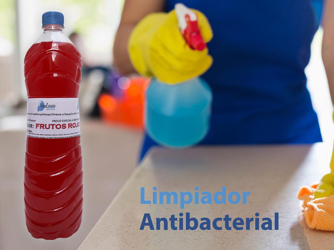 Limpiador Frutos Rojos 02