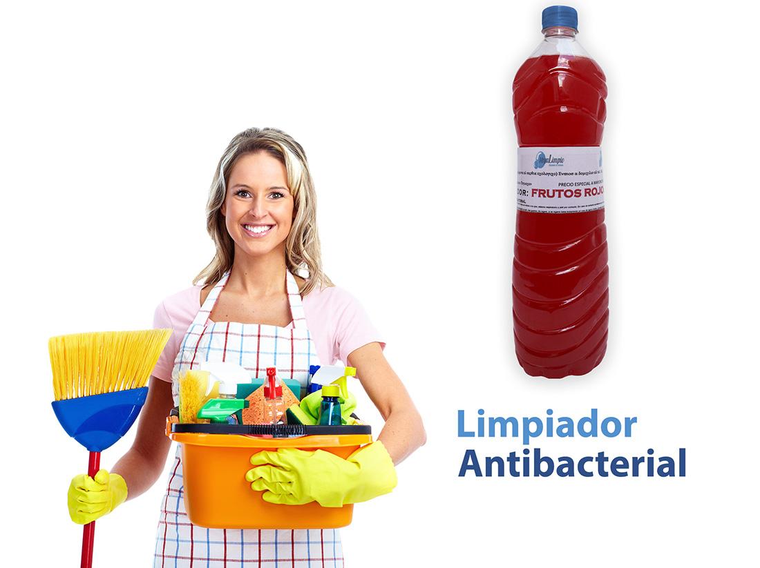 Limpiador Frutos Rojos 04